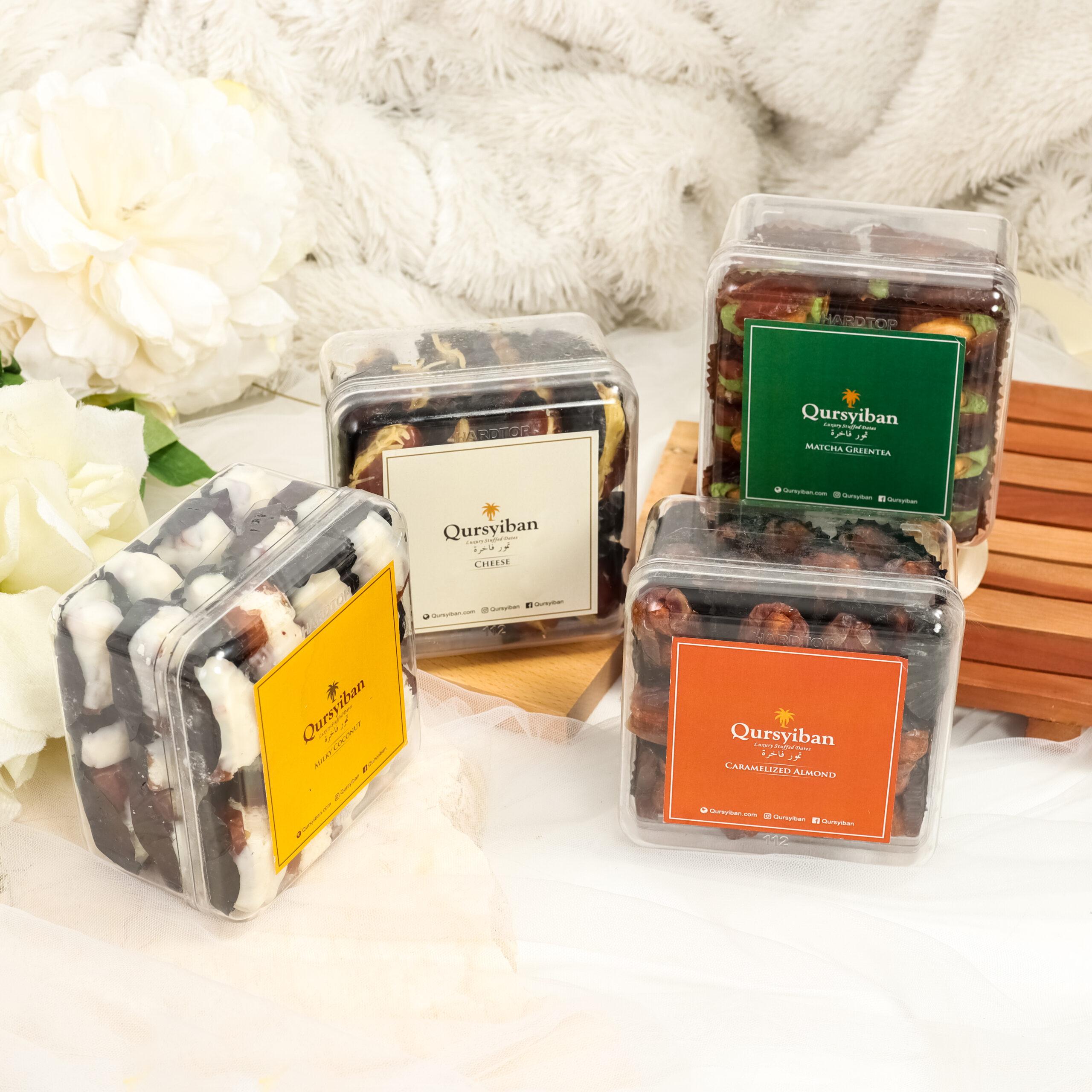 Bahan Premium Pada Produk Qursyiban