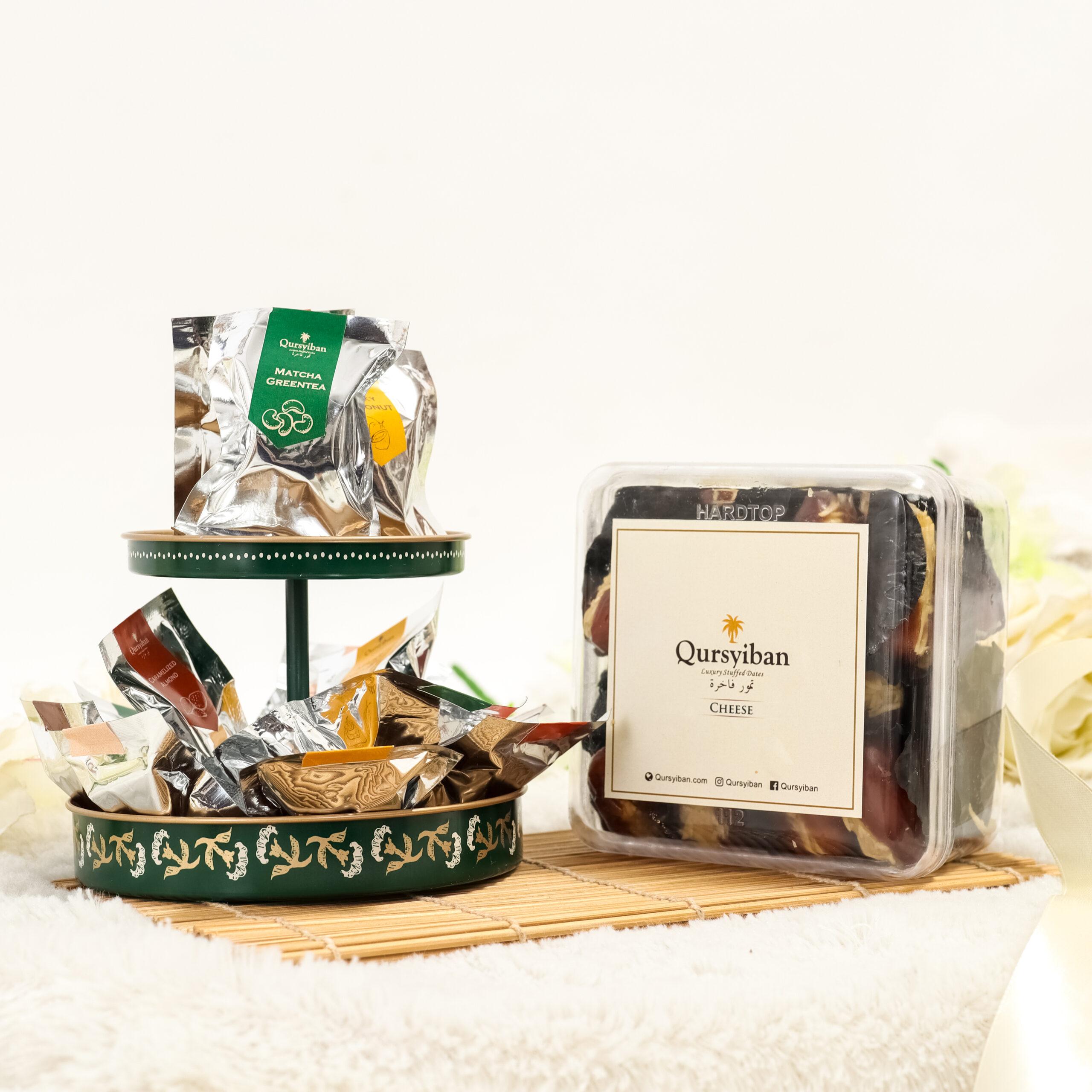 4 Bahan Alami yang digunakan dalam Produk Qursyiban
