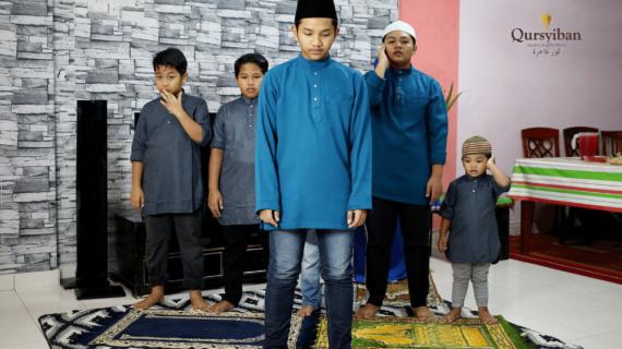 Fadhilah Shalat Tarawih Setiap Malam di Bulan Ramadhan #2