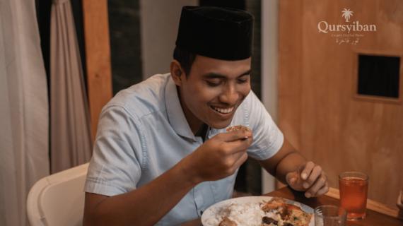 Makan Besar Setelah Shalat Tarawih, Bolehkah?